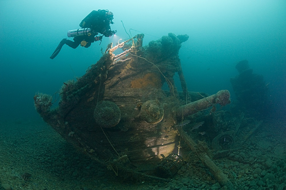 Top 10 Shipwrecks for Diving off Donegal   Go Visit Donegal