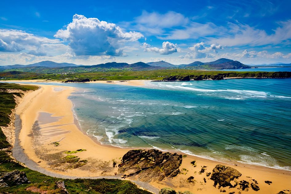 Five Fingers Strand, Inishowen, Co. Donegal