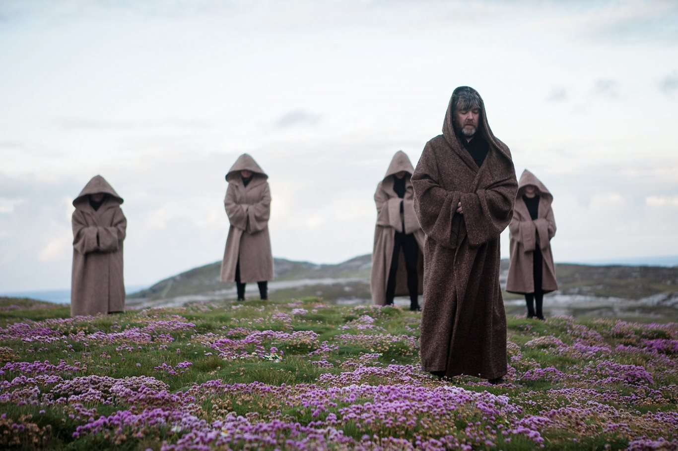 Gathering of the Force, Malin Head. Photo Credit: Martha McCulloch
